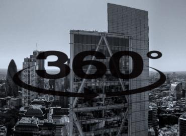 360 panoramic aerial photography land building surveys london