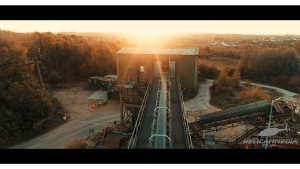 aerial filming photography drone golden hour sunsets