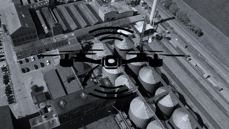 Drone roof inspections & land building map surveys