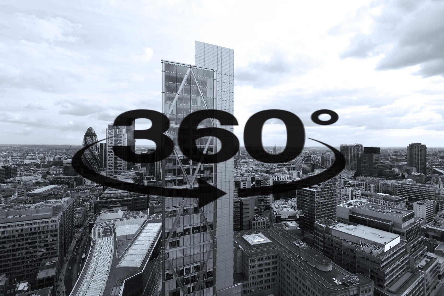 360 panoramic aerial photography building surveys london