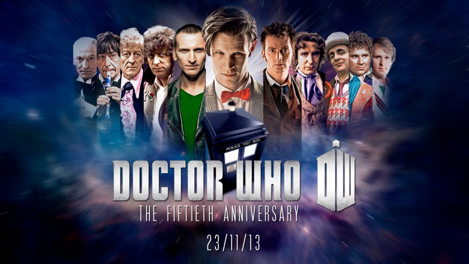 Doctor who characters past and presnt