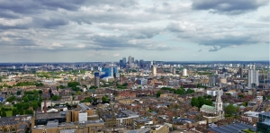 landscape aerial photography view over london aerial drone filming
