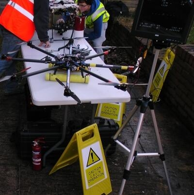 drone safe aerial photography filming company